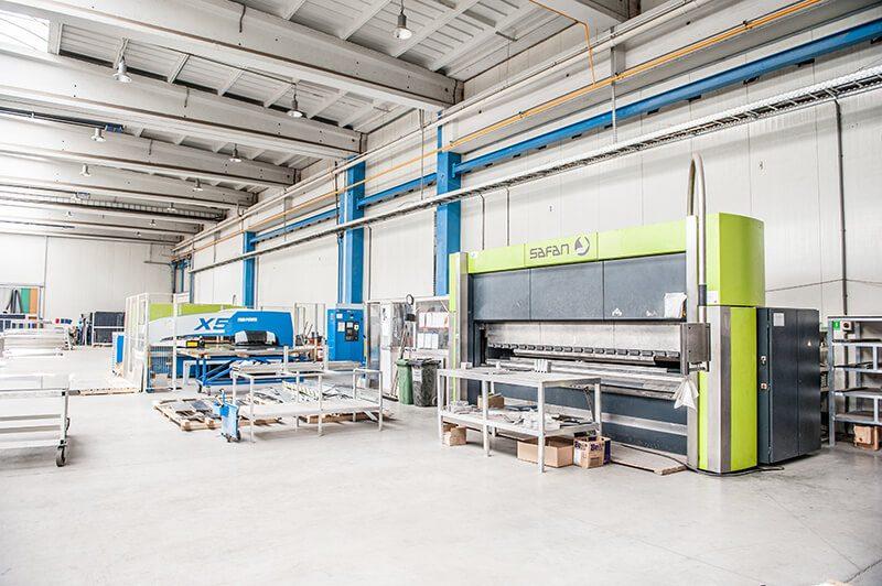 Cipi, s.r.o. - Production area