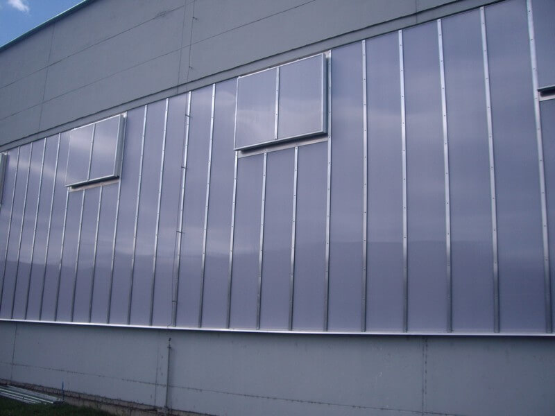 References Polycarbonate glazing, CIPI, s.r.o.,