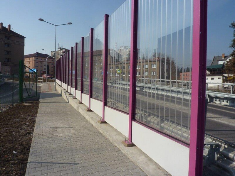 References Anti-noise walls, CIPI, s.r.o.,