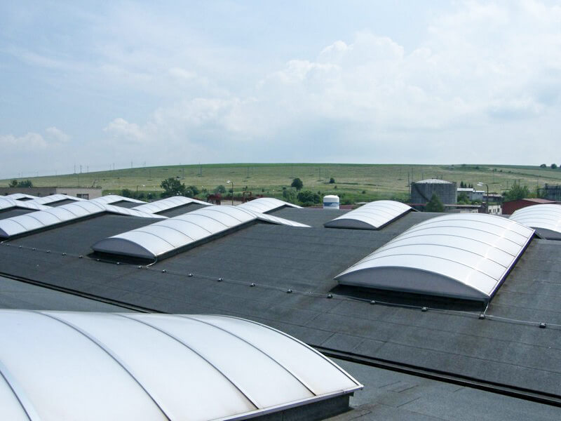 References Roof skylights, CIPI, s.r.o.,